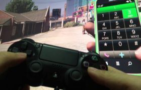 GTA 5 cheats Cellphone