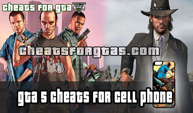 gta 5 cheats cell phone main