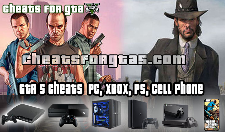 gta 5 cheats main