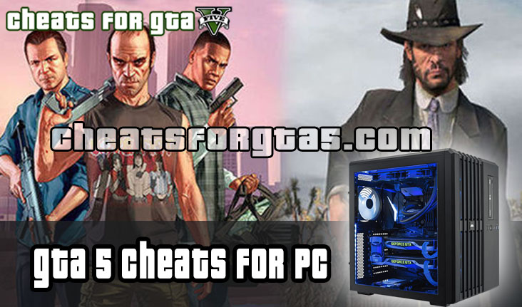 gta 5 cheats pc main