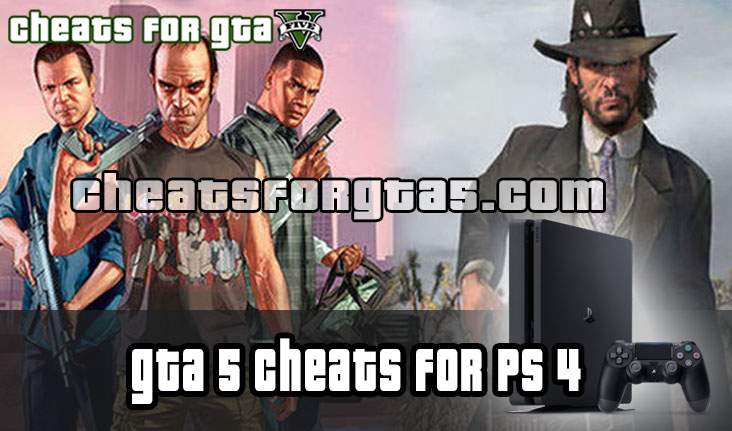 gta 5 cheats ps4 phone