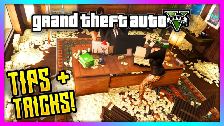 GTA 5 Online Tips and Tricks 768x432