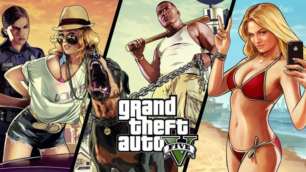 The Story Of GTA 5