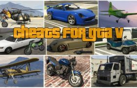 Xbox 360 and Xbox One GTA 5 Cheat Codes