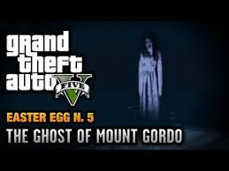 ghost in mount gordo